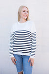 JEFFERSON SWEATER - IVORY