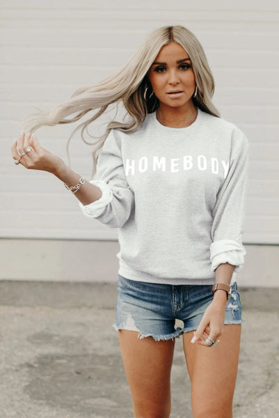 HOMEBODY Sweatshirt *Small to 2XL)