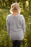 HOLDEN SWEATER - GREY