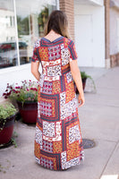 DOROTHY PATCHWORK MAXI