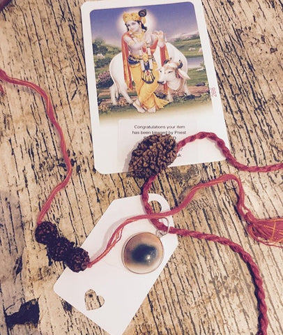 My Experience With Gomati Chakra Pendant