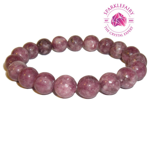 Lepidolite Support:  Bipolar, ADHD, anxiety, depression