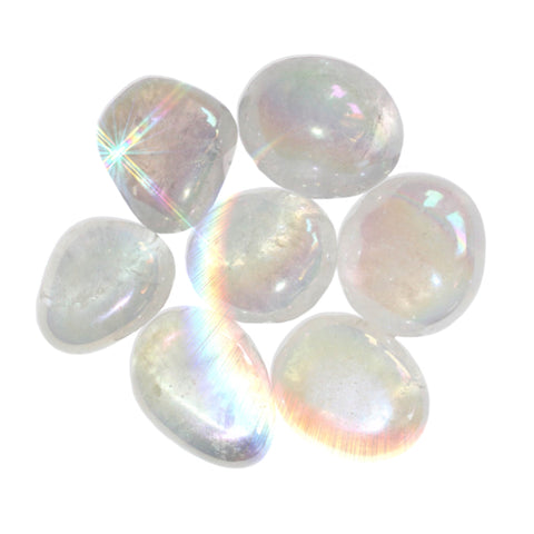 Angel Aura Tumbled