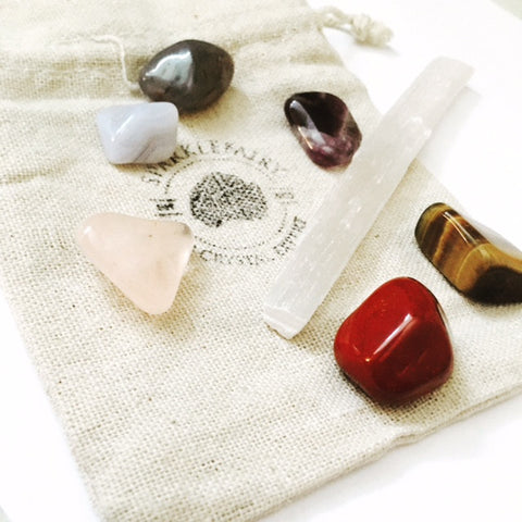 Crystal Medicine bag -Crystals for children