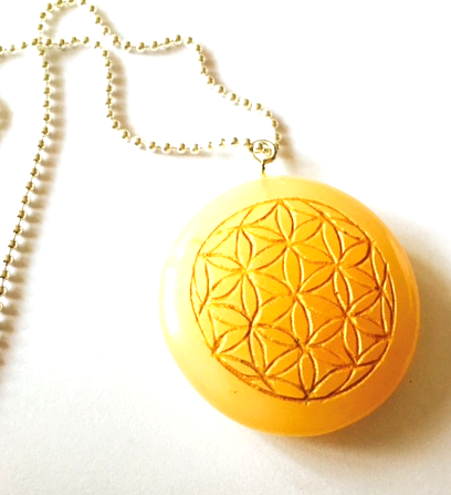 Flower Of Life Agate,  - sparklefairy