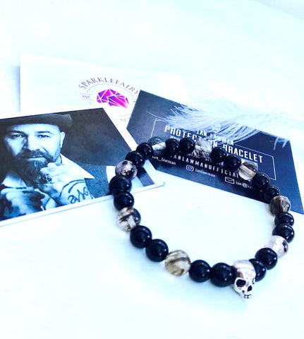 Ian Lawman Protection Bracelet