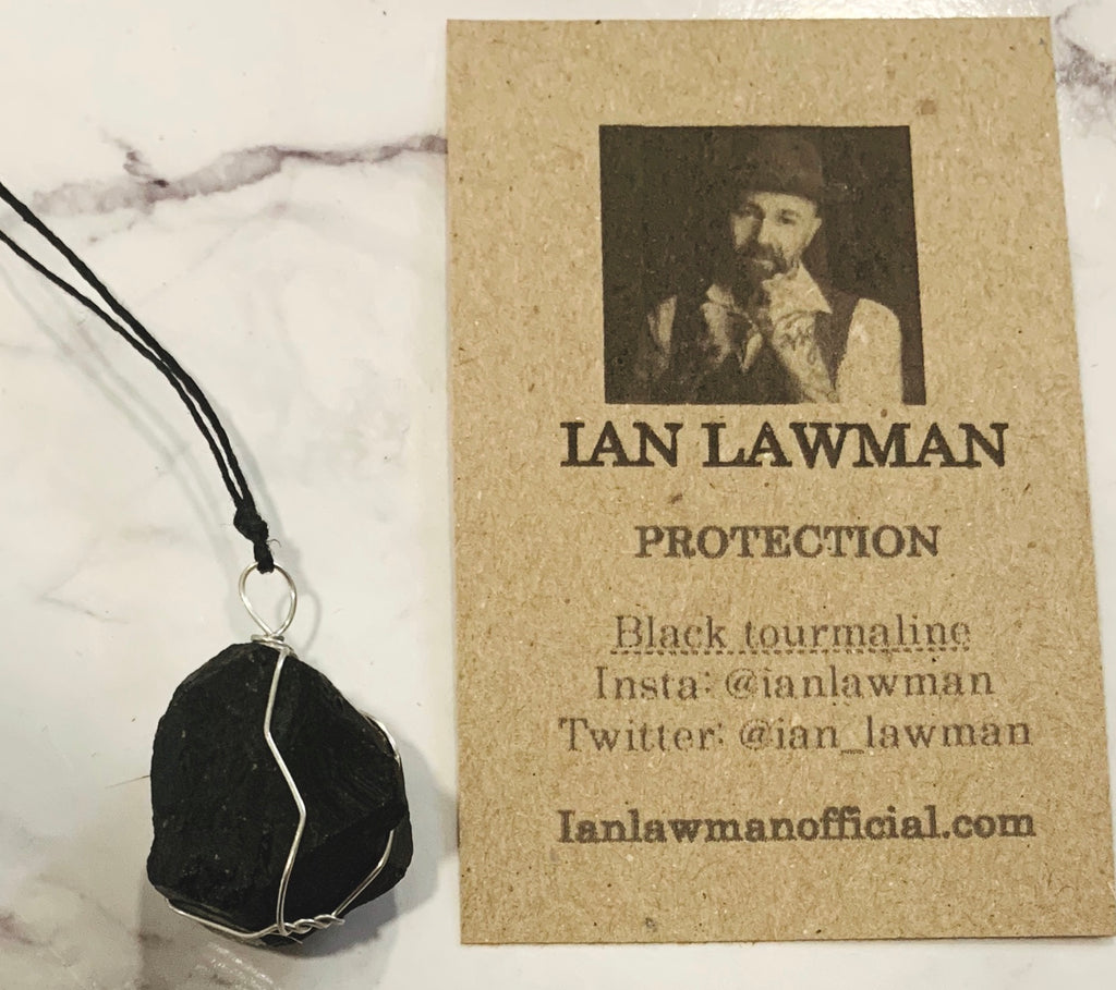 Ian Lawman Protection Pendant