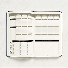 Life Model Design: 90 Day Transformation Planner