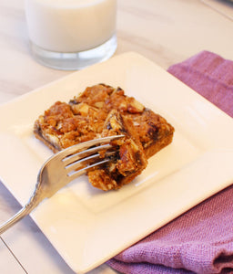 Blueberry Almond Bar
