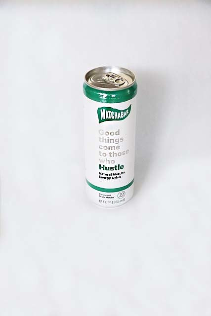Hustle Original Natural Matcha Energy Drink