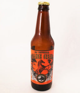 Old Centennial Orange Cream Soda