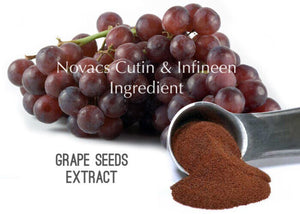 Grape Seed Extract Novacs Cutin & Infineen Ingredient