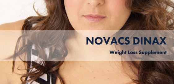 Novacs Supplement Dinax Natural Weight Loss