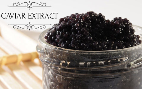 ACSP Shop Caviar Extract Skincare Line Exclusive Ingredient