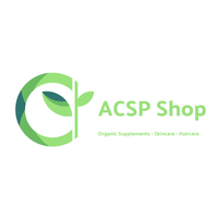 ACSP Shop Organic Supplements - Skincare - Haircare