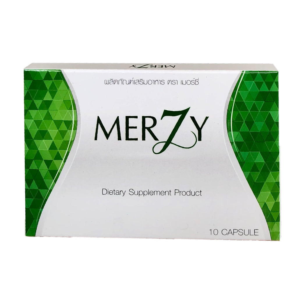 Merzy Body Detox Supplement ACSP Shop