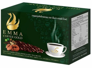 Supplement Organic Multivitamin Coffee - Emma Gold Coffee ACSP Shop