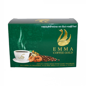 Organic Multivitamin Coffee - Emma Coffee Gold ACSP Shop Supplement