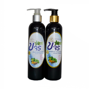 Organic Haircare - Pack Kajon Herbal Hair Shampoo And Conditioner - Hair Care ACSP Shop