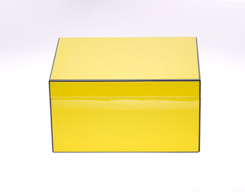 Hello Yellow Jewellery Box