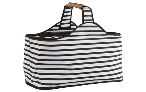 Stripes Giant Picnic Bag
