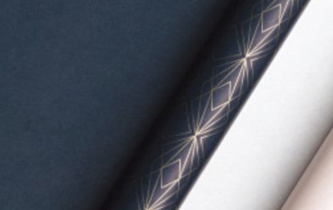 Gift Wrap Roll - Art Deco