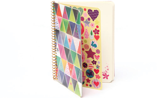 Diamond Notebook