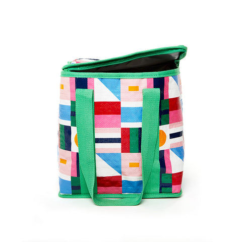 Insulated Tote - Flags