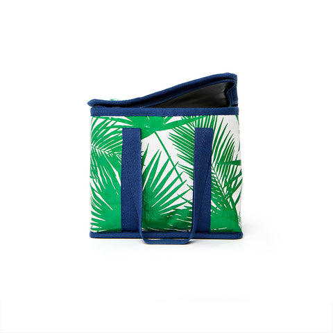 Mini Insulated Tote - Palm