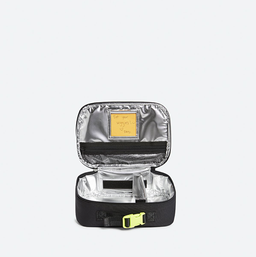 Rodgers Lunch Box - Black