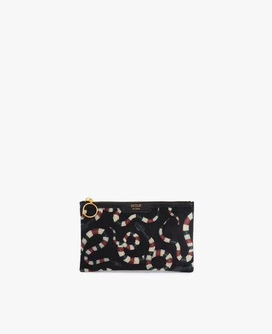 Pre-Order for Dec 12 - Snakes Velvet Pouch