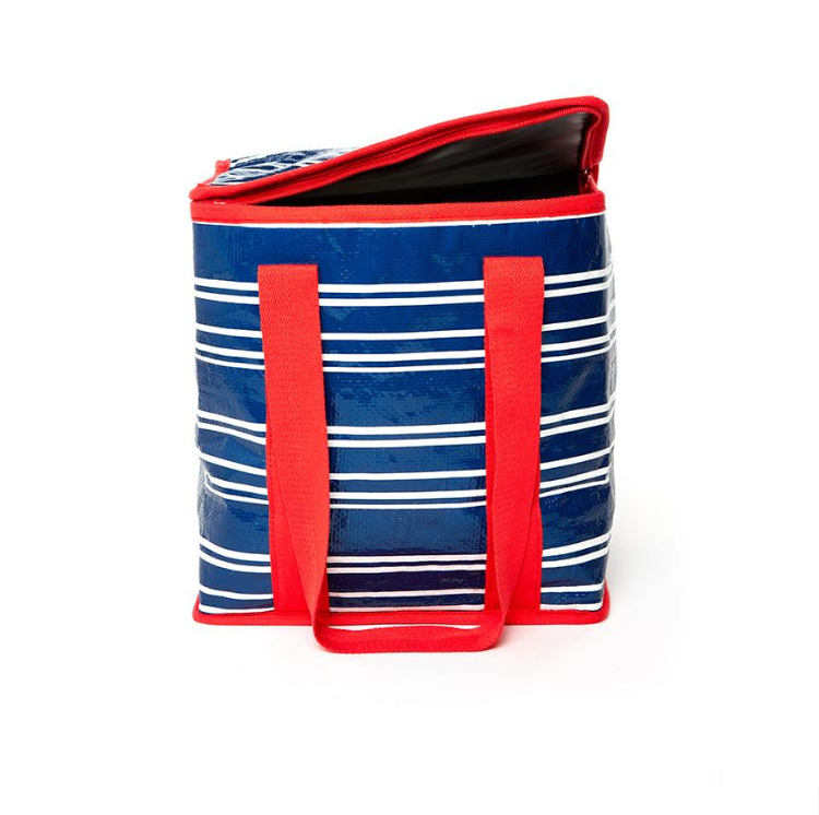 Insulated Tote - Stripe