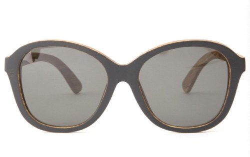 Bamboo Sunglasses - Black