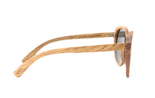 Bamboo Sunglasses - Natural
