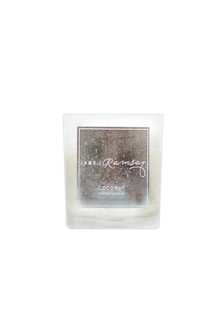 Jane Ramsay: Coconut Candle