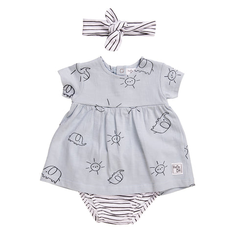Babybol Sunshine Dress with Knickers