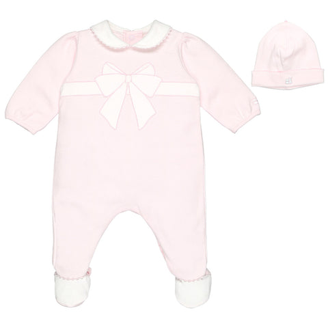 Emile et Rose 'Ruth' Babygrow with Hat