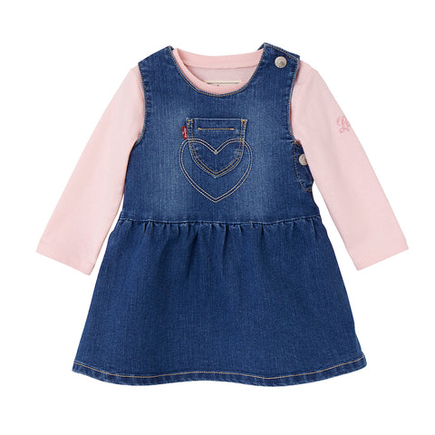 Levi's Girls Two Piece Gift Set