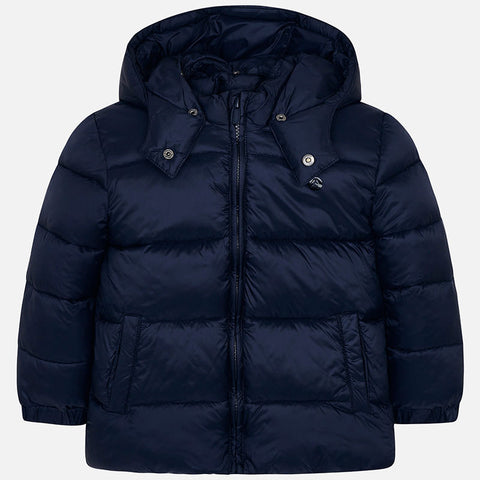 Mayoral Navy School Coat
