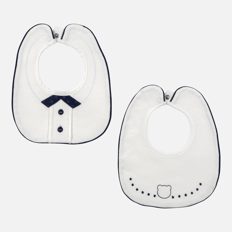 Mayoral Twin Pack Bib Gift Set