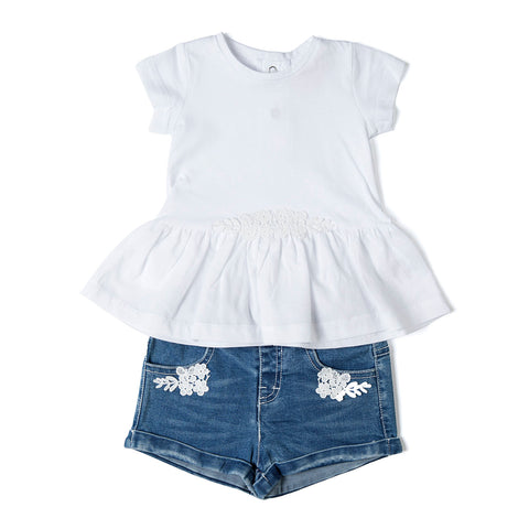 Babybol Girls Two Piece Set