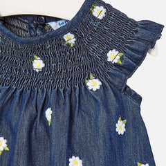 Mayoral Daisy Denim Dress