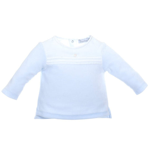 Levi's Girls White Long Sleeved T-Shirt