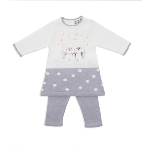 Babybol Penguin Design Two Piece Set