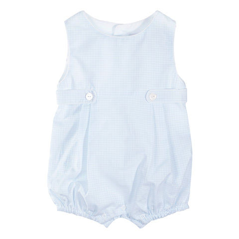 Patachou Blue & White Romper