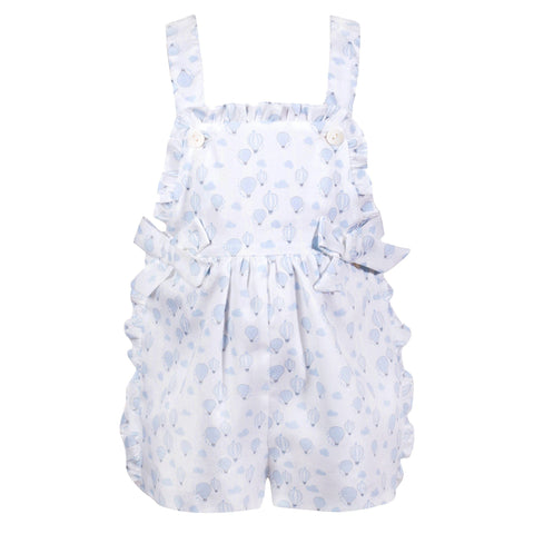 Patachou Hot Air Balloon Print Romper