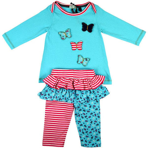 Lilly & Sid Two Piece Set