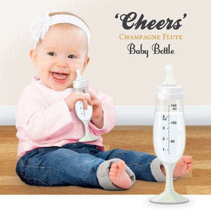 Bubblegum Stuff 'Cheers' Baby Bottle