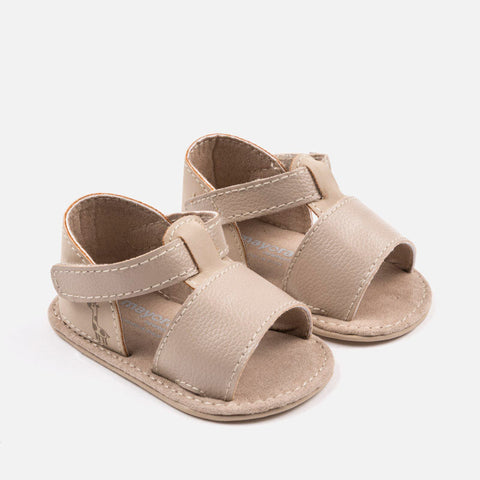 Mayoral Boys Taupe Sandals