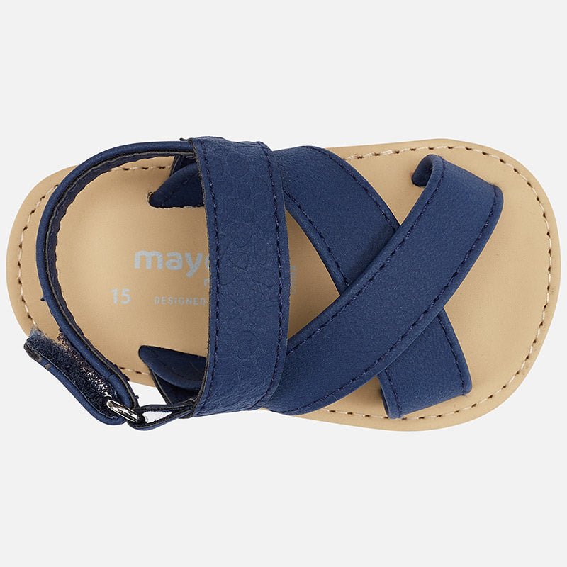 Mayoral Boys Navy Sandals